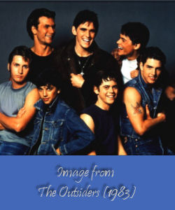 teenagers in the novel the outsiders Story of ostracized kid a timeless fave of teens, preteens read common sense media's the outsiders review, age rating, and parents guide.